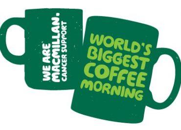 MacMillan Coffee Morning Update