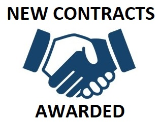 New Contracts Awarded