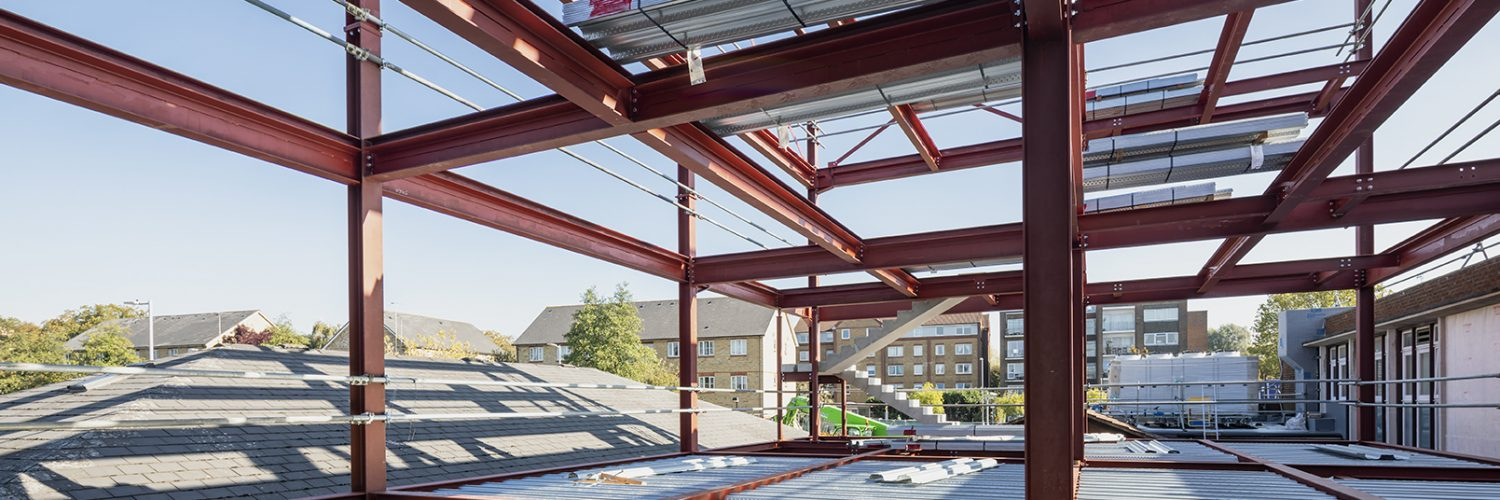 KingstonHospital_SteelFramework_005